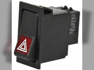 Hazard Switch Case IH MX135 CX50 CX70 C70 C80 MX100 C90 MX120 C60 CX60 CX80 MX150 C100 C50 MX90C CX100 MX100C MX110 MX170 CX90 MX80C McCormick MC115 CX90 CX80 CX85 CX105 MTX110 CX95 MC100 CX100 CX70