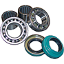 Stalk Roll Barrel Bearing and Seal Kit