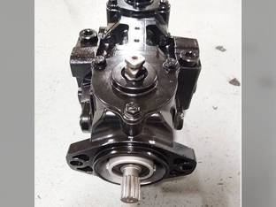 Used Hydraulic Pump - Tandem New Holland C175 L175 L160 L170 LS160 LS170 87357097