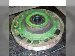 Used Dual Range Cylinder Gear Case John Deere 6622 6620 8820 7720 AH112731
