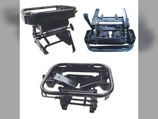 Remanufactured Seat Suspension & Base International 2504 4166 4100 Hydro 70 4186 Hydro 86 544 686 2544 504 4156 656 666 379319R94