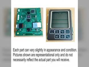 Used Tachometer Display Module John Deere 9650 CTS 9660 9560 9760 STS 9760 9660 CTS 9450 9650 STS 9560 STS 9650 CTS 9660 STS 9860 STS 9550 9750 STS 9560 SH AH167171