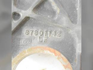 Used Front Engine Cover New Holland 1095 1089 8260 8560 TV140 TM135 HW340 8160 TM150 TM115 8360 TM165 TM125 Ford 8360 8560 8260 8160 Case IH WDX1701 87801142