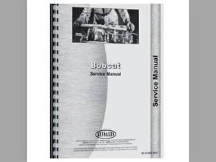 Service Manual - 500 M500 Bobcat M500 M500 500 500