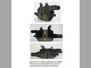 Used Auxiliary Valve Assembly Case IH C50 C60 C70 C80 C90 C100 CX50 CX60 CX70 CX80 CX90 CX100 385 395 485 495 585 595 685 695 885 895 995 3220 3230 4210 4230 4240 1287379C91