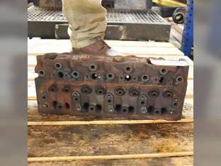 Used Cylinder Head John Deere 675 6675 7775 AM875379