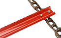Feederhouse Chain, Serrated Slat CA-550 Wide Space
