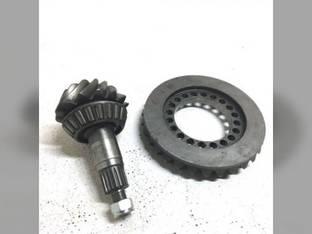 Used MFWD Ring Gear & Pinion Set John Deere 6155M 6145R 6155J 6150M 6140J 6155R 7520 7330 Premium 7330 6150R 7420 6140R AL160170