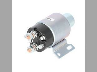 Starter Solenoid - Delco Style - 24 Volt - 4 Terminal John Deere 600 4010 3010 3020 4020 500B 500A AR11129