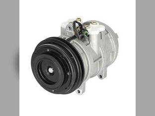 Air Conditioning Compressor - with Clutch John Deere 4230 4455 4640 4755 4450 4050 CTS 4240 4630 9500 4255 2555 4055 4955 4440 4850 2755 4250 4650 9600 2355 7720 9400 6620 4840 4555 4040 4430 Case IH
