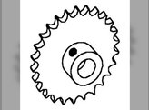 Walker Crank Sprocket For Gleaner E E3 F F2 F3 K K2 L L2 L3 M M2 M3 71137714