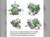 Used Main Hydraulic Pump John Deere 6622 7720 AH118326