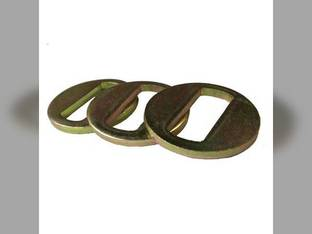 Quick Attach Washer - 3 Pack John Deere CT322 CT332 CT315 400 333D 333E 332D 332E 328D 329D 329E 328E 318E 319D 319E 315 317 318D 325 326D 326E 323D 323E 320D 320E 280 270 260 250 300 313 110 244 240