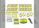 Decal Set John Deere 60