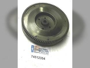 Flywheel-w/Ring