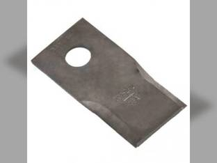 Disc Mower Blade - LH John Deere 1320 260 1314 1326 240 1315 New Holland 442 452 462 Kuhn GMD66 GMD77 GMD55 GMD44
