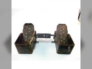 Used Foot Control Assembly New Holland L180 L180 L170 L170 LS180 LS180 C190 L190 L190 LS160 LS160 LS170 LS170 L185 L185 LX565 LX565 C175 C175 L160 L160 L175 L175 LS150 LS150 C185 C185 LX665 LX665