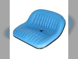 Pan Seat Vinyl Blue Ford 5000 2100 7000 2910 5900 3100 3000 4410 5200 2300 6600 4110 445 3610 3910 2120 2110 6700 4000 5600 4610 2000 3600 2310 4330 4400 545 3500 5100 2810 4600 2600 7100 3300 4100
