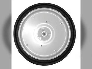 Gauge Wheel Assembly White 5100 5700 7073 GA2021