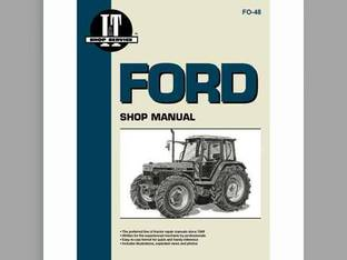 I&T Shop Manual - FO-48 Ford 7740 7740 8240 8240 5640 5640 7840 7840 8340 8340 6640 6640