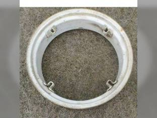 "Used 8"" x 24"" 4 Loop Rear Rim International 100 A 140 130 Super A B Allis Chalmers B C 51280DA"