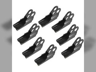 Straw Chopper Blade Kit - Scoop Style 8 Pack