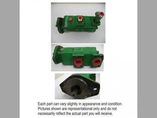 Used Steering Charge Pump John Deere 8410 8410 8200 8200 8400T 8400T 8400 8400 8310 8310 8210T 8210T 8410T 8100 8100 8300T 8300T 8210 8210 8300 8300 8100T 8100T 8200T 8200T 8110 8110 8310T 8310T