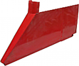 Rear Divider (Sheet Metal) - Right Hand