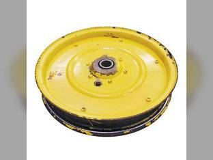 Used Idler Pulley John Deere 9400 9400 9650 9650 9560 9560 9500 9500 6620 6620 9600 9600 9550 9550 7720 7720 9660 9660 9610 9610 Gleaner International New Holland Case IH 1680 Massey Ferguson White