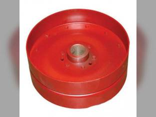 Flat Idler Pulley - Separator & Feeder Case IH 1620 1640 1644 1660 1666 1670 1680 1688 2144 2166 2188 2344 2366 2377 2388 International 1420 1440 1460 1470 1480 615 715 174757C1