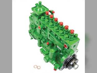 Remanufactured Fuel Injection Pump John Deere 9950 4850 RE10077