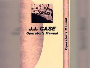 Manual, Operator's