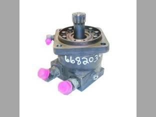 Used Hydraulic Drive Motor - RH/LH Bobcat S570 S150 763 S185 S590 S550 S205 753 S130 S160 S530 S595 751 S175 773 S510 6682034