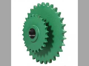 Sprocket - Double Drive John Deere 468 568 AE74598