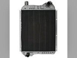 Radiator New Holland T6030 TS100A TM135 TS6030 T6020 TM150 TM165 TS110A 8360 TS6020 T6010 8560 TS115A 82006827 Case IH MXU110 MXU100 MX135 MXU115 MX100 Maxxum 100 Maxxum 110 Maxxum 115 82006827