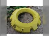 Rear Wheel Weights, Used, John Deere, 450lbs., R109072, R111012, R207782, R92538, R167152