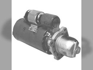 Remanufactured Starter - Delco Style (4894) John Deere 4640 4000 4020 4040 4430 4450 4230 4630 4250 3020 4650 7720 4030 4320 4440 4050 4240 6620 7700 7700 International Massey Ferguson Caterpillar