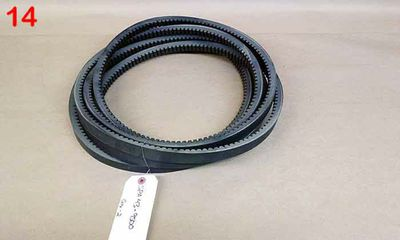 Manure Spreader Drive Belts Spread-All