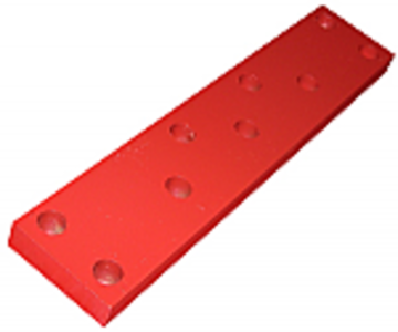 Drawbar Support Plate