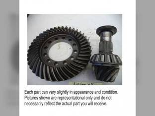 Used MFWD Ring and Pinion Set John Deere 8270R 8295R 8330 8230 8130 8245R 8225R 8320 8220 8120 8430 8520 RE196606
