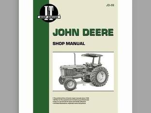 I&T Shop Manual - JD-59 John Deere 2750 2750 2855 2855 2955 2955 2755 2755