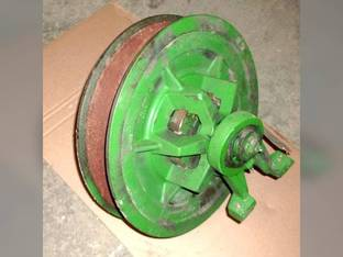 Used Intermediate Cylinder Drive Assembly Extended Range John Deere 9400 CTS 9650 9640 9410 9550 9450 9660 H137575