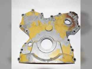 Used Timing Gear Cover John Deere 6400SP 6400L 4039 7500 6500L 6400 6059 6300 6500 6200L 6200 6300L 4045 R114218