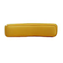 Seat Back - Yellow Vinyl