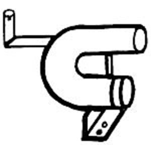 Muffler Eliminator DC81ASP