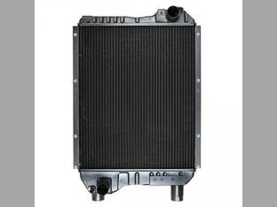 Radiator New Holland 8260 TM125 8160 TM115 82013306