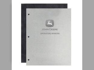 Operator's Manual - JD-O-OMR2012 John Deere R R
