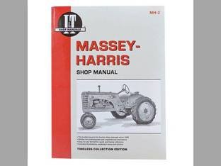 I&T Shop Manual - MH-2 Massey Harris 201 201 82 82 202 202 20 20 81 81 Pony Pony 30 30 22 22 101 101 203 203 44 44 102 102 55 55