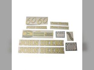 60 Decal Set John Deere 60