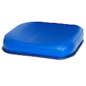Seat Cushion - Blue Vinyl